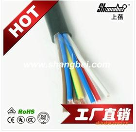 六芯屏蔽控制线缆