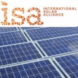 国际太阳能联盟宣布1万亿美元投资太阳能