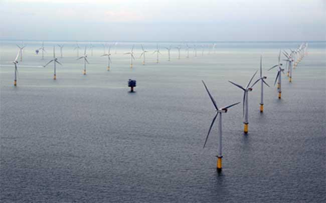 英国六大能源供应商获风电补贴将超85亿
