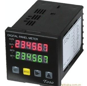 供应TOSO双段(二段)计数器DSZ-8C622-N