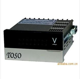 电压表 TOSO数字电压显示仪表 DS3-8AV600 电子仪表批发
