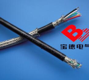 PRVZP-1-LF型 环保多芯屏蔽信号电缆