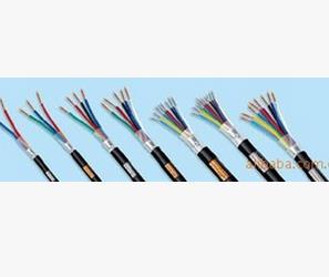 RVVP銅芯聚氯乙烯絕緣屏蔽聚氯乙烯護套軟電纜 多芯屏蔽線纜