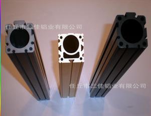 厂家大量销售挂车用铝型材 优质散热性好铝型材 精密铝型材