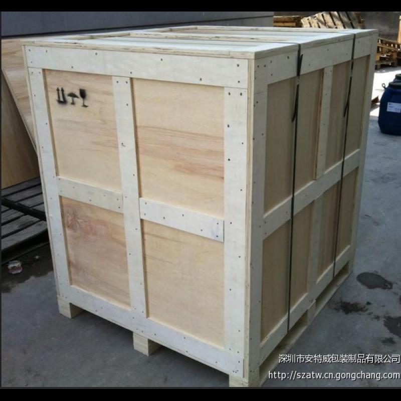 青浦木箱,免熏蒸胶合板木包装箱
