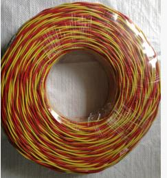 宝众牌 国标RVS2×1.0 铜芯聚氯乙烯绝缘双绞连接用软电线