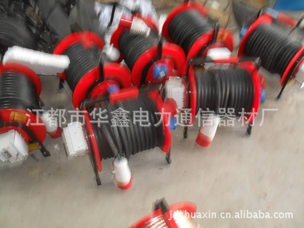生产多种规格拖线盘 移动电缆盘 220伏30米绕线盘