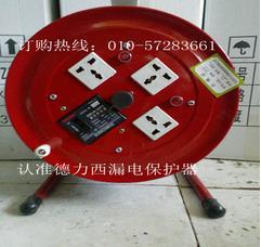 移動電纜盤