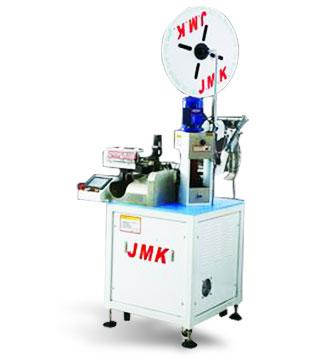 全自动端子机JM-08A 全自动单端打端子机(横、直式端子)