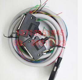 QD75與三菱伺服MR-J3/MR-J4 通訊線,三菱伺服定位模塊通訊線