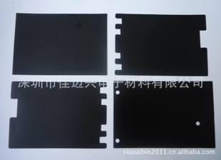 厂家供应 FRPC870厚0.125-0.5MM 宽930MM黑色防火PC绝缘片