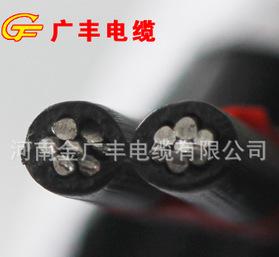厂家直销批发电缆 单芯双芯BLVF 2*10 防老化电线 国标电缆电线