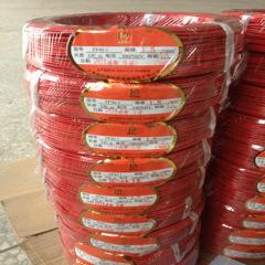 【厂家直销】铁氟龙高温线 F46-1 18# 0.75平方耐低温耐高温电线