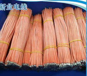 生產供應 0.2電子硅膠線 3239硅膠電源線