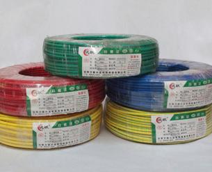 供应 沈阳电缆 单芯硬导体无护套电线 塑铜线 ZRBV10厂家直销