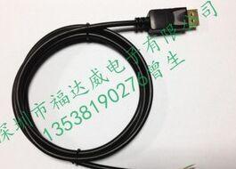 DP单头高清视频线 线长1.8米 1.4版大DP对DP连接线 DP公对公直销