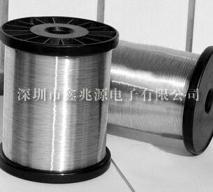 厂家供应电子线/镀锡铜线0.4/0.5/0.6