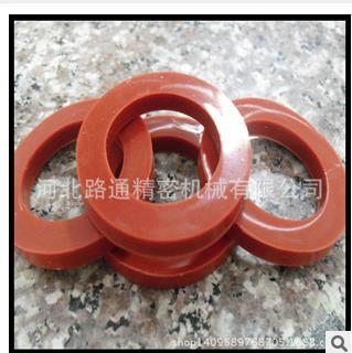 路通供应优质密封圈 护线圈 防水圈 硅胶垫 硅胶杂件 硅橡胶制品