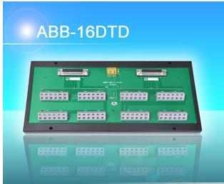 接线端子板 配ABB热阻卡件 ABB-16RTD 厂家直销 特价