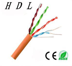 室内超五类网线 0.5无氧铜网线 电脑网络线