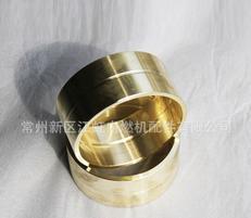 供应江浙沪铜套 铜衬套 法兰铜套导套 各种规格铜块 欢迎咨询