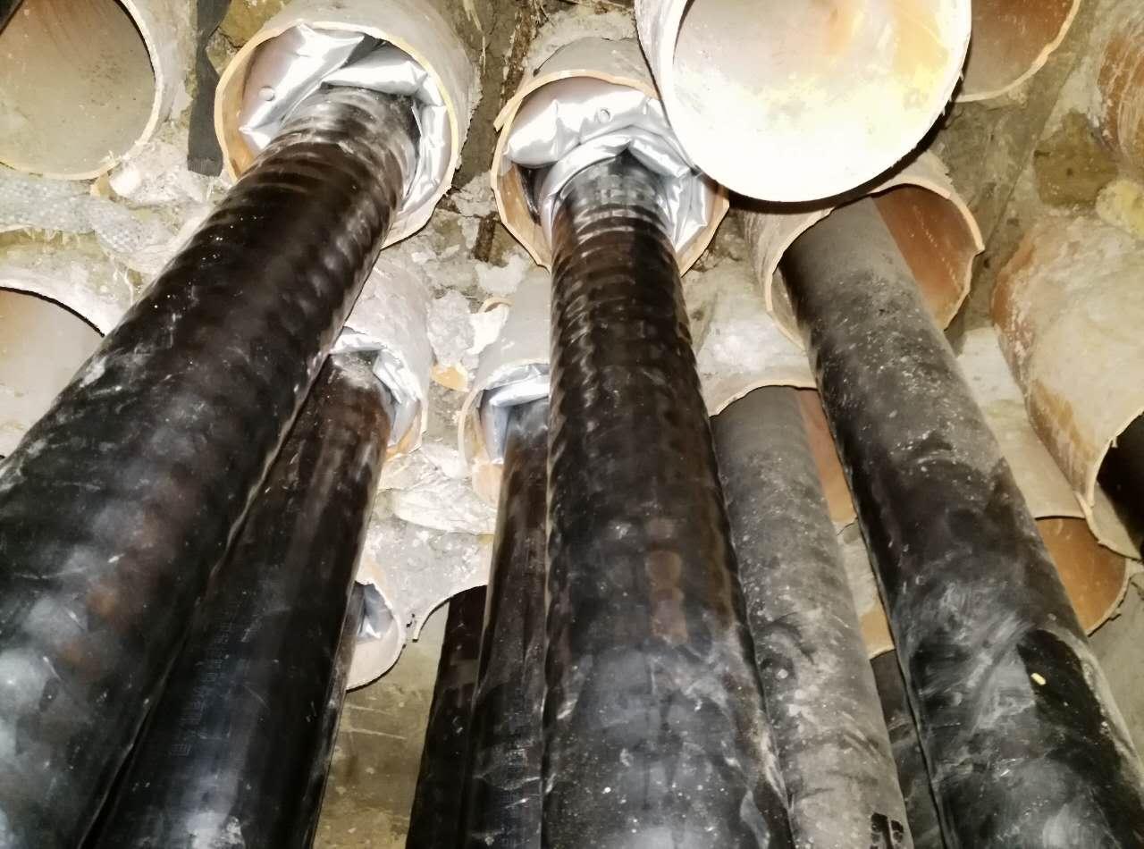 KOTN可重復使用充氣型電纜管道密封袋規格和價格