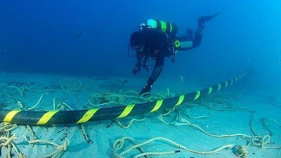柬埔寨首条海底光缆将于明年一季度投产