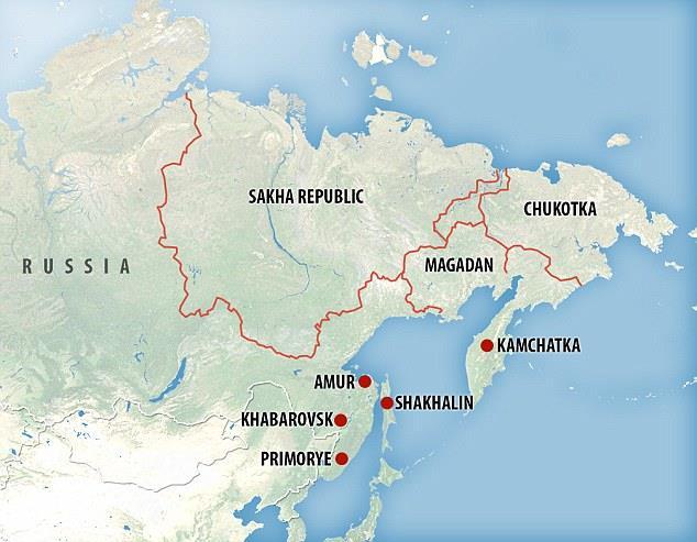 华为完成堪察加半岛-马加丹光缆系统建设