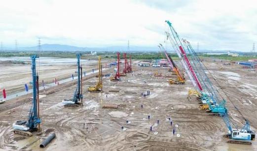 总投20亿美元 中企印尼最大电站项目正式开工建设