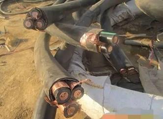 工厂员工监守自盗盗窃电缆 已被拘留