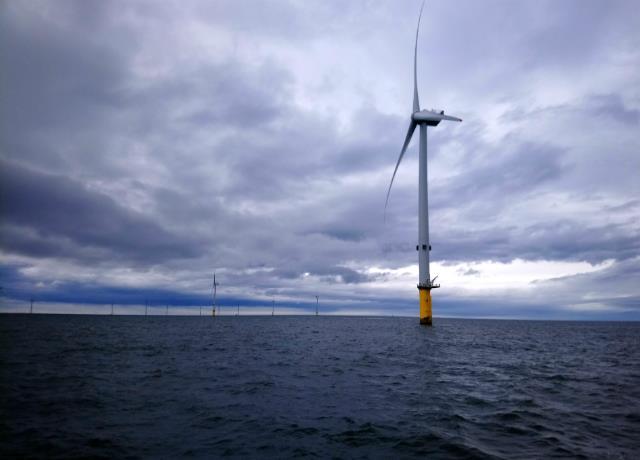 丹麦东能源海上风电场将替换部分阵列电缆