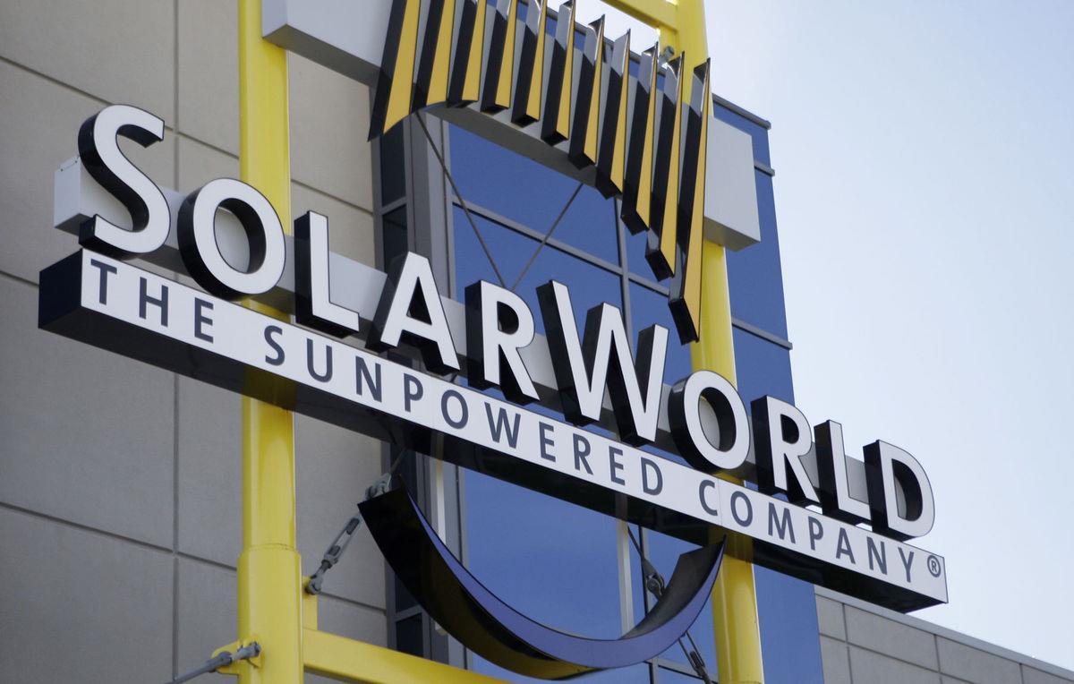 太阳能世界美国公司即将大量裁员甚至关厂