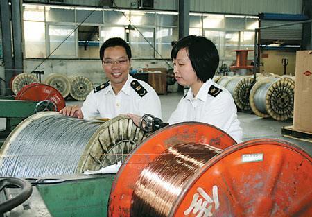 江苏淮安开展电线电缆产品专项检查行动