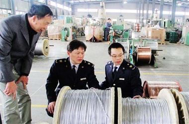 河北邢台质检开展电线电缆专项抽检工作