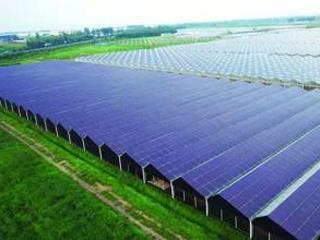 白沙首个光伏发电扶贫项目有望于6月底投用