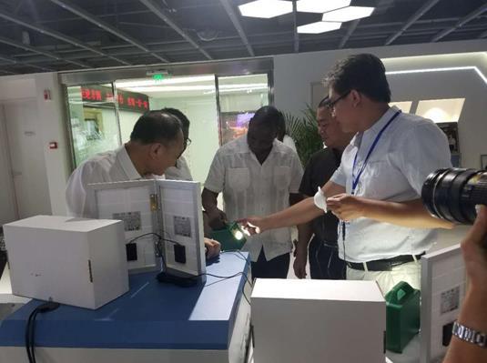 华威凯德光伏LED产品发布会在北京举行
