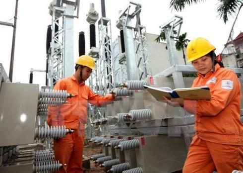 上半年越南电力集团生产采购957亿千瓦时电力