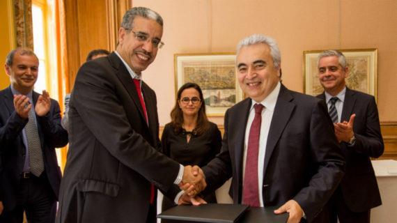 摩洛哥与国际能源署签署三年联合工作计划