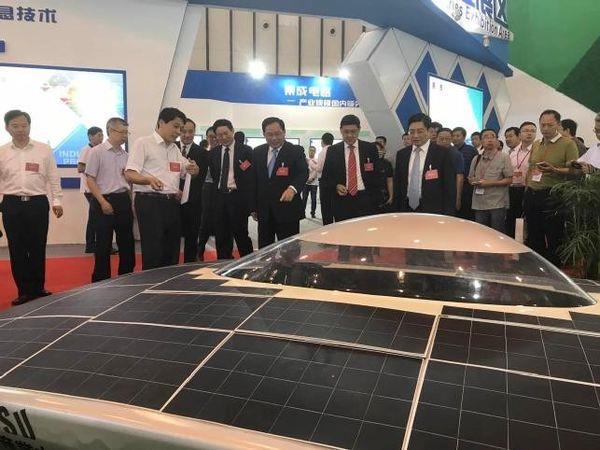 天合光能太阳能赛车广受关注
