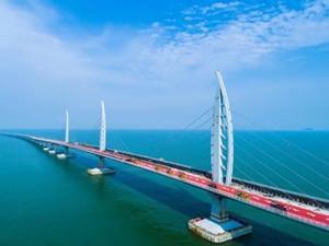 南方电网4亿元港珠澳大桥人工岛供电项目年底前投产