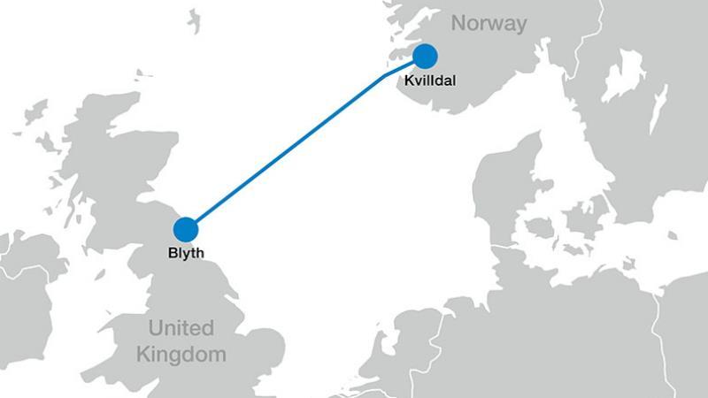 全球最长的海底互联项目授予电缆挖沟合同