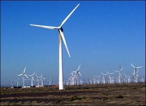 能源局:上半年全国风电发电量同比增长21%