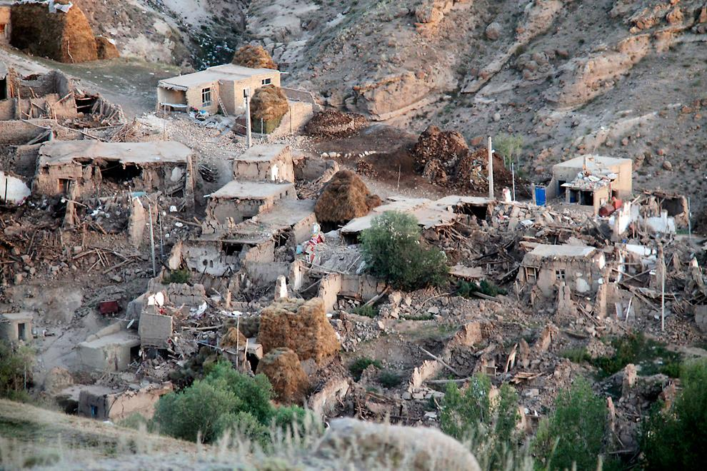 伊朗东南部5.4级地震致当地电力通讯中断