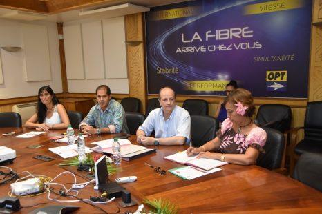 NATITUA海底电缆系统签订部署协议