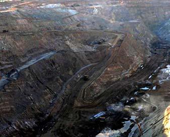 高压电缆被盗 赞比亚Nchanga地下铜矿停运