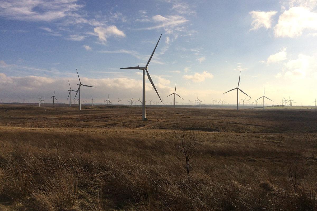 2017上半年欧洲新增6.1吉瓦风电容量