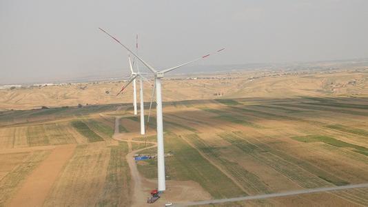 风电布局调整 分散式风电