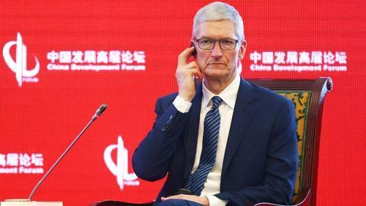 苹果在华出货量跌至第五 主导地位再削弱