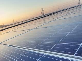 九江共青城市江益光伏项目并网发电