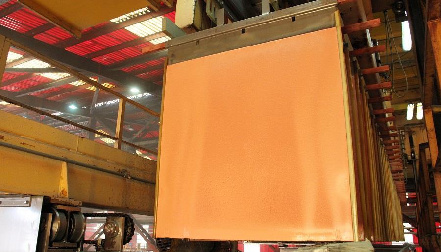 智利铜业将试点环保型阴极铜生产 成本更高